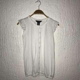 Authentic Ralph Lauren White Shirt