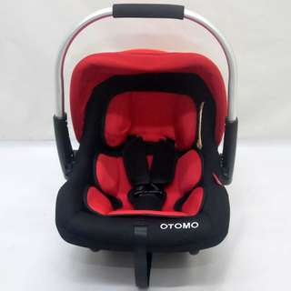 OTOMO - INFANT CARSEAT BF2002 (RED/BLUE)