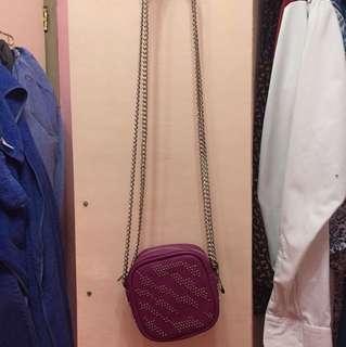Purple Slig Bag