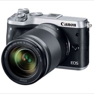 Canon EOS M6 brand new Professional Camera