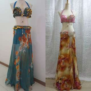 Professional & Authentic Egyptian Bellydance Costumes For Rent