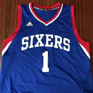Adidas, Sixers Carter-Williams 1, Basketball tanks, M 籃球衫