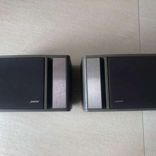 Bose 141 bookshelf speakers