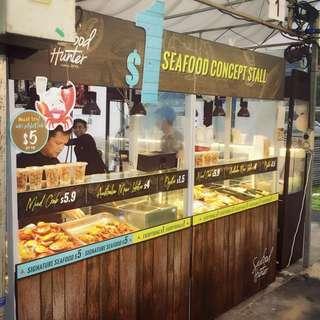 Food Bazaar Stall Crew