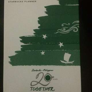 Starbucks Planner Set