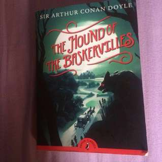 The Hound Of The Baskervillies by Arthur Conan Doyle