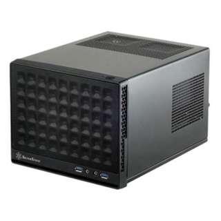 Used Silverstone Sugo SG13B Mini ITX Case