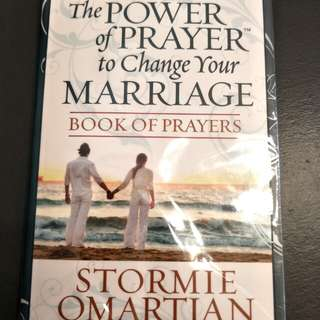 Christian Books The power of prayers - Stormie Omartian