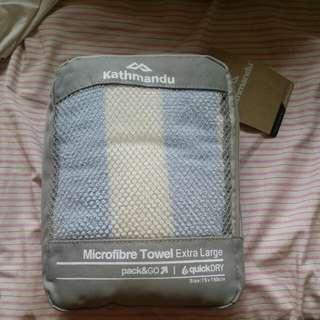 KATHMANDU Microfibre Towel XL