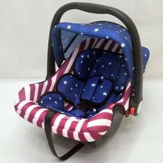 OTOMO - INFANT CARSEAT BF2001 (RED/BLUE)