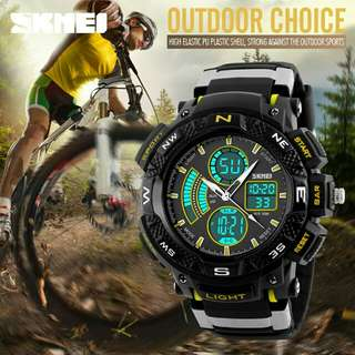 Sport Dual Time Original SKMEI 1211