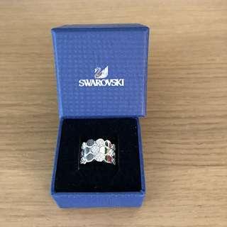 Swarovski Crystal Ring (Near New)