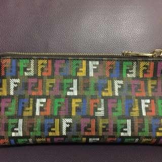Fendi pouch cosmetic bag 全新化妝袋 100% authentic 全塲最平