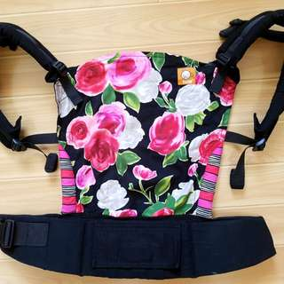 🔥Tula Baby Carrier Ultra Comfortable for Toddlers too!