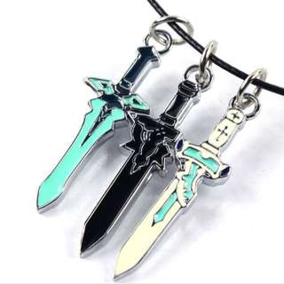 [FREEBIE PROMO] Sword Art Online Mini Swords Keychain worth $10