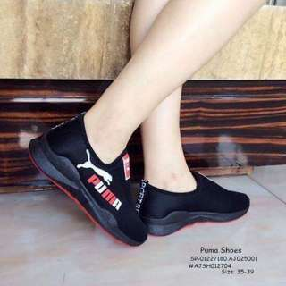 Puma shoes size : 35-39