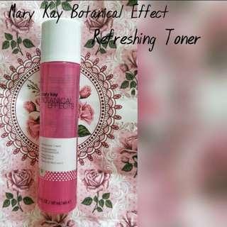 Mary Kay Botanical Effect Range Refreshing Toner