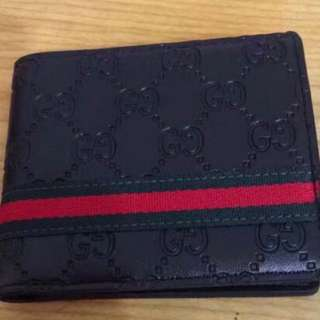 Gucci band wallet