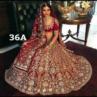 Bridal Lengha Cllections