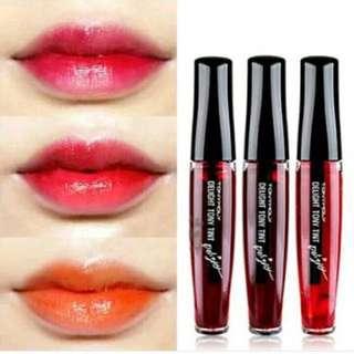 TONY MOLY Lip Tint (Cherry Pink)