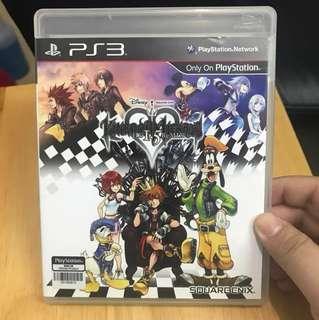 PS3 KINGDOM HEARTS -HD 1.5 ReMIX-