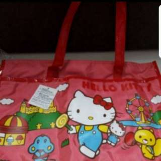 Brand New Authentic Hello Kitty Tote Bag