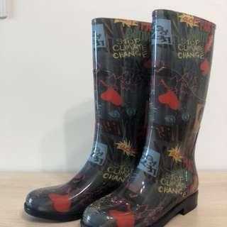 Vivien Westwood Rain Boots 雨靴