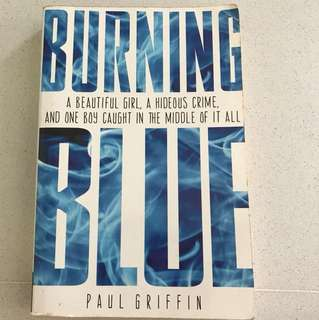 BURNING BLUE BOOK