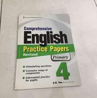 Pri 4 English assessment book