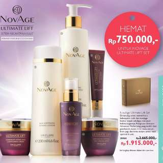 Novage ultimatte lift set