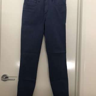 Nobody cult skinny jeans size 28