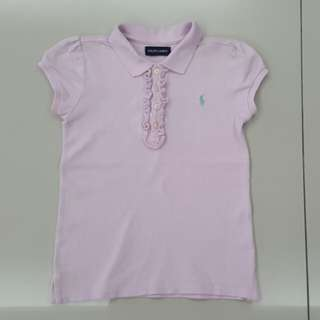 Ralph Lauren Polo Shirt (5-6years)