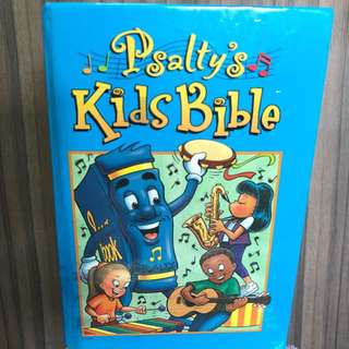 Kids Bible Psalty's