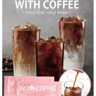 🚚 🍪食品/現貨🍪哥倫比亞WITH COFFEE冰滴咖啡隨手包(2小包/組)