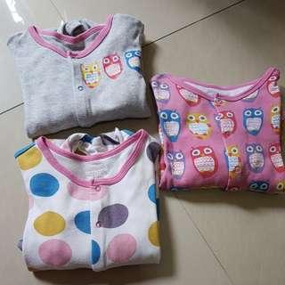 Mamas & Papas sleepsuit