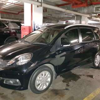 Mobilio 2015 tipe E matic Mint Condition