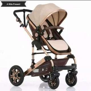 A little Present Highest Class Baby Stroller