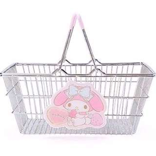Sanrio My Melody wire basket