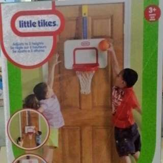 Little Tikes Attach and Play Basketball Game