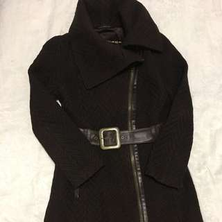 Mackage Knit Wool Coat