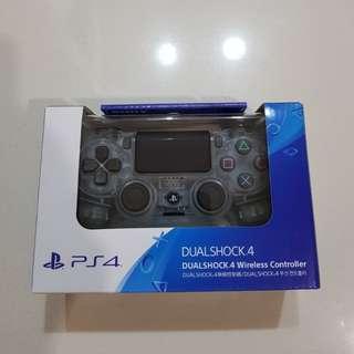 Ps4 new transparent controller