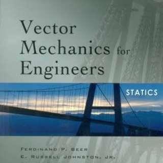 Vector Mechanics (8th Edition)