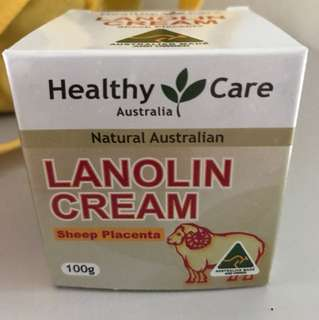 Lanolin Cream With Sheep Placenta