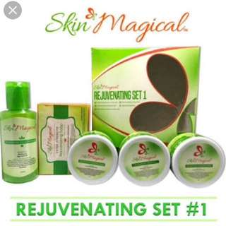 Rejuvenating Kit (Set 1)