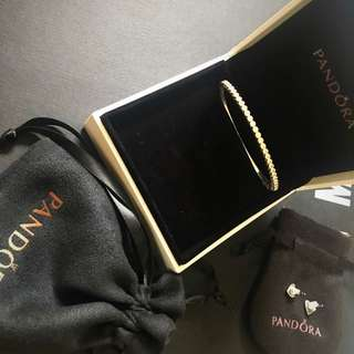 Pandora - Timeless Elegance Bangle