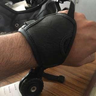 Camera Hand Cuff