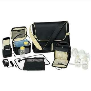 BNIB sealed Medela Breastfeeding Pump PISA (Metro Bag)