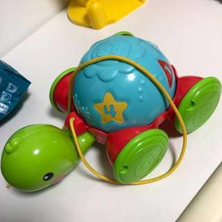Baby Toy - turtle (to bless)