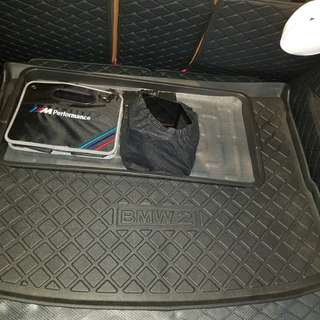BMW F46 Gran Tourer Boot Tray