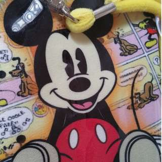 Limited edition disney pouch - mickey mouse